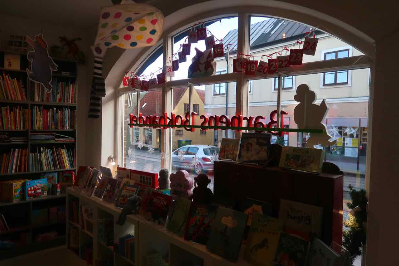 Barnens bokhandel Simrishamn
