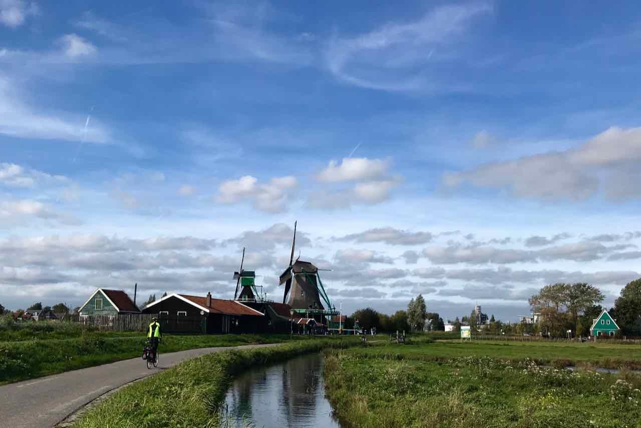 Nederländerna kvarnar