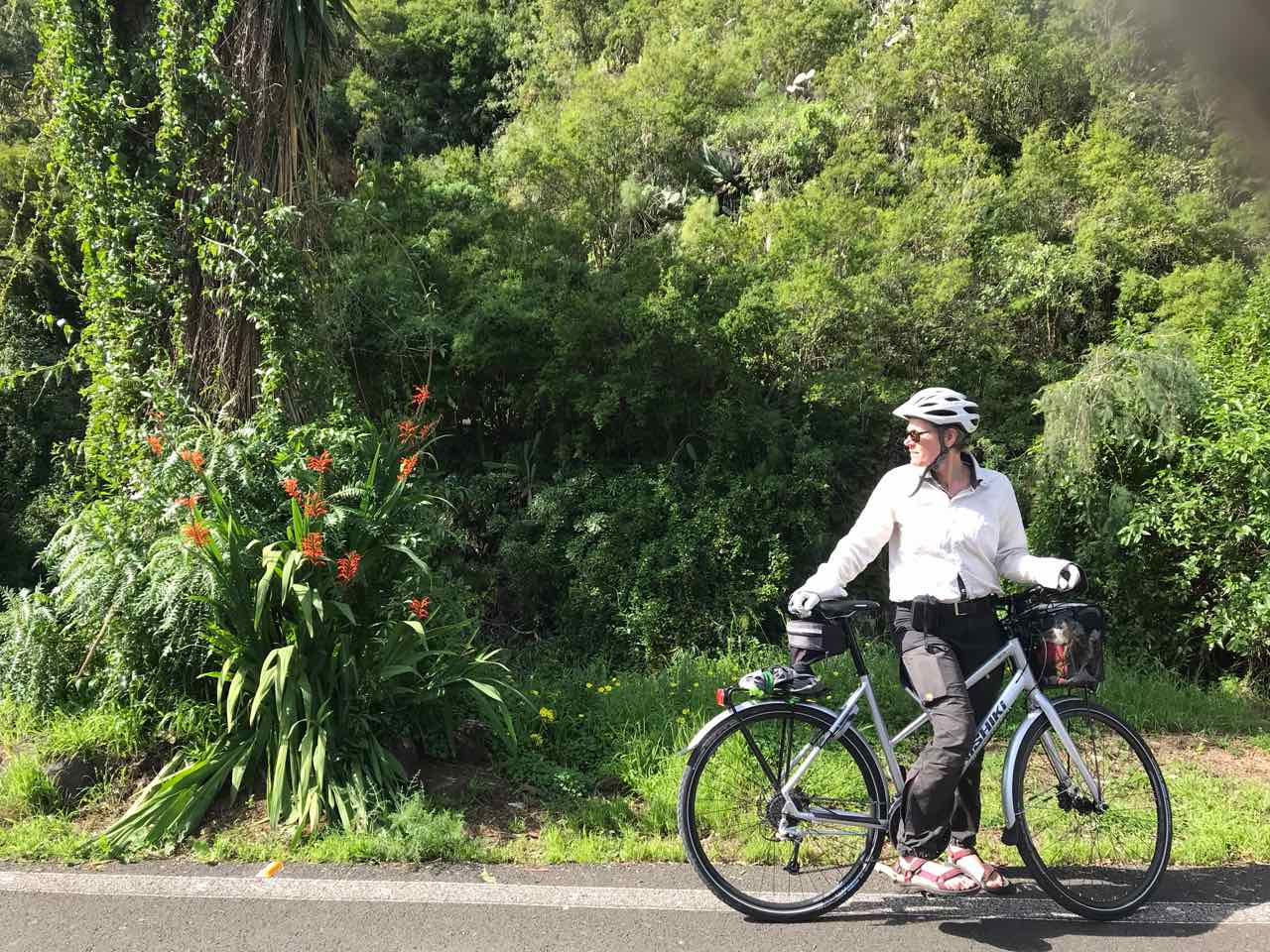 Annika Andebark Nishikicykel Gran Canaria