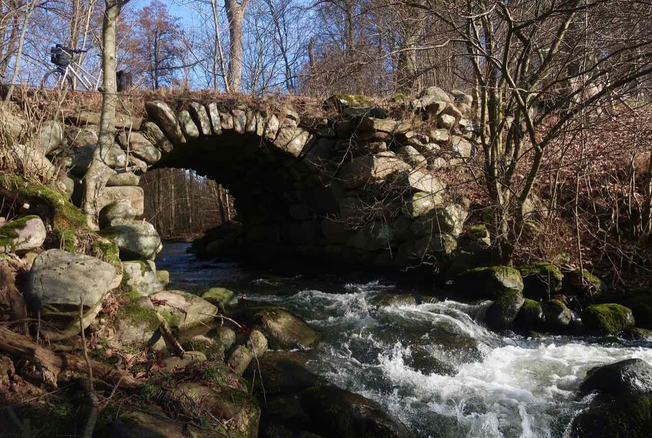 Bron vid Bälteberga Stenbro