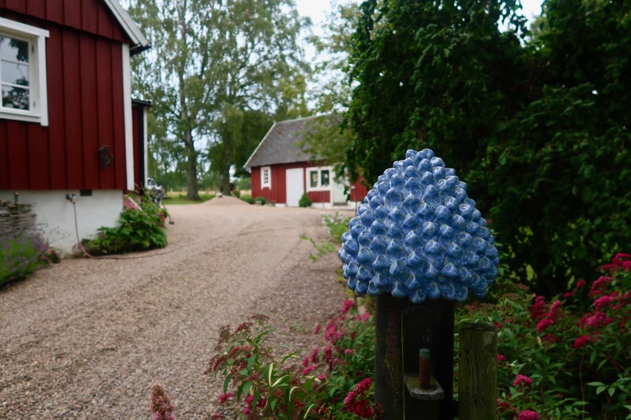 Karsten Eriksen trädgårdskonst