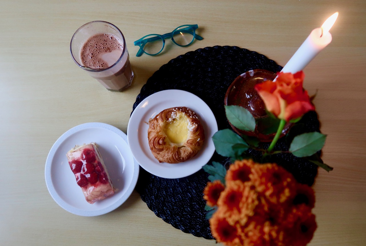 Norrmans café i Gärsnäs