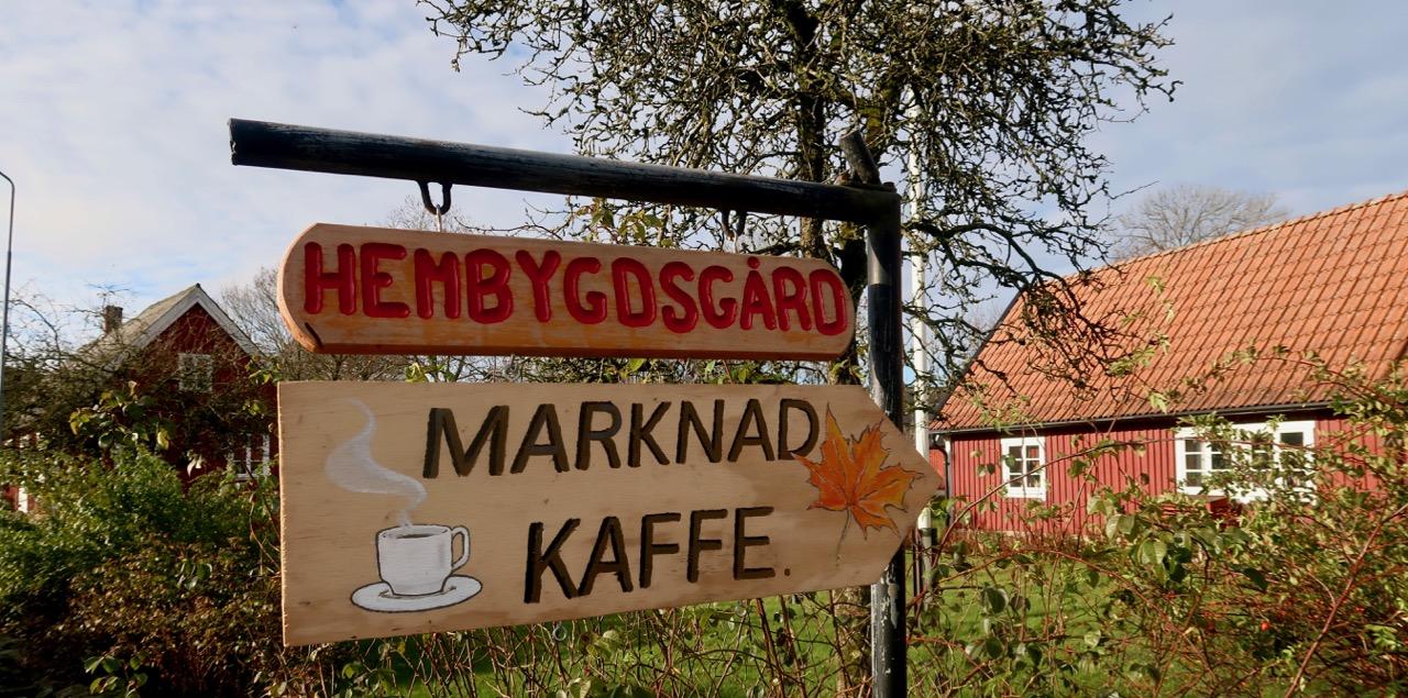 Julmarknad Stenestad Hembygdsgård