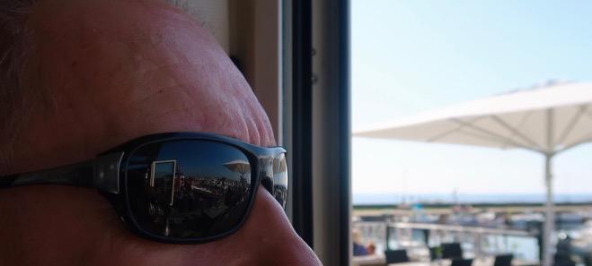Barsebäcks hamnkrog solglasögon