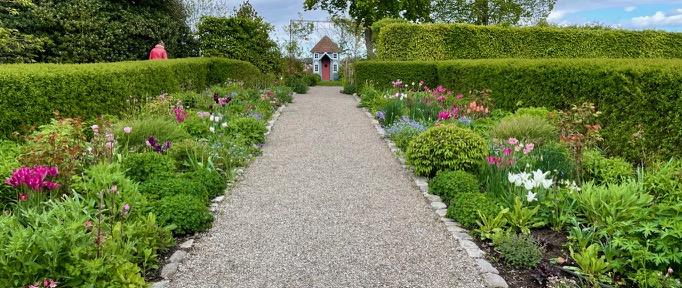 Engelska trädgården
